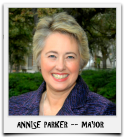 ANNISE PARKER - CLICK PHOTO TO VIEW THIS BULLETIN