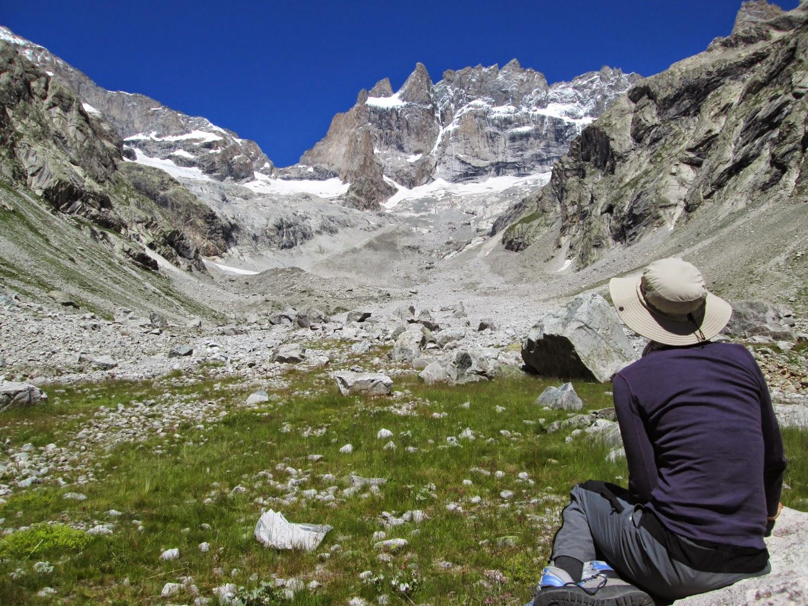 La Meije (3982m) Ecrins National Park, Alps, France