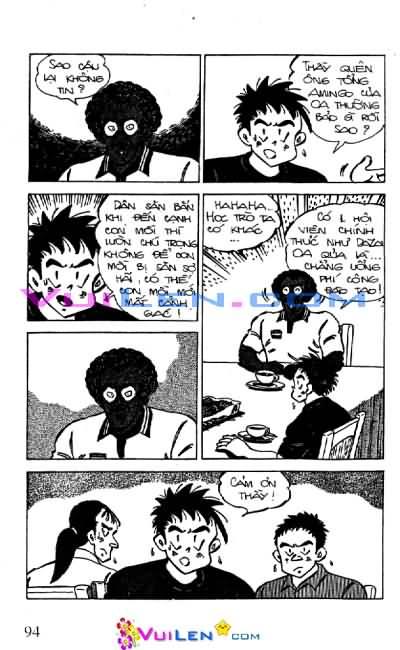 Jindodinho - Đường Dẫn Đến Khung Thành III Tập 63 page 94 Congtruyen24h