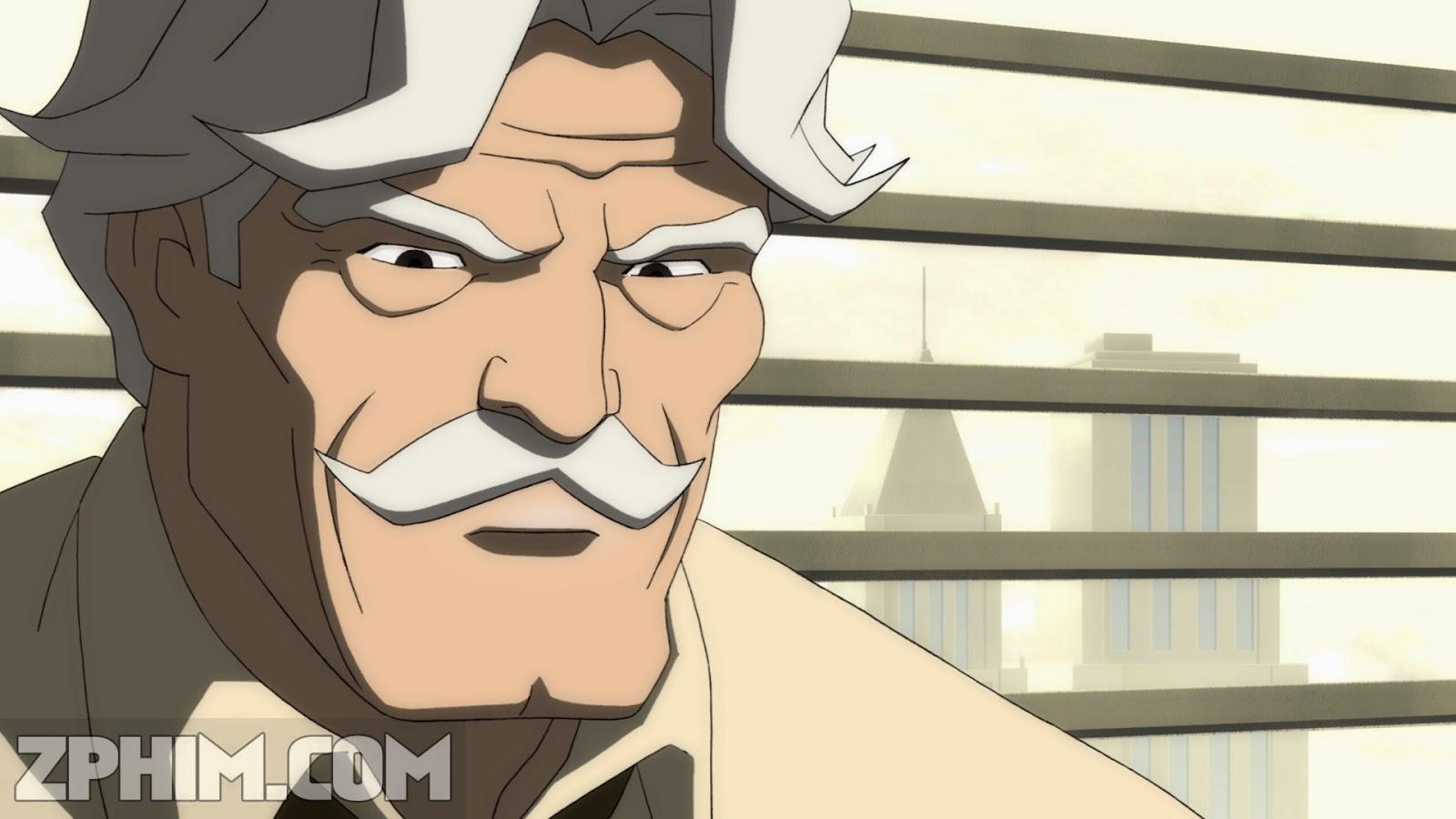 Ảnh trong phim Kỵ Sĩ Bóng Đêm Trở Lại - Batman: The Dark Knight Returns Part 1 3