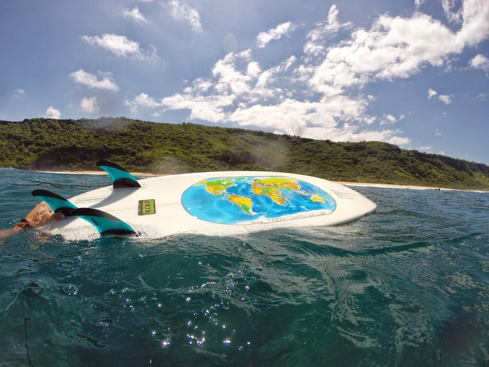bali bukit trifekta surfboard