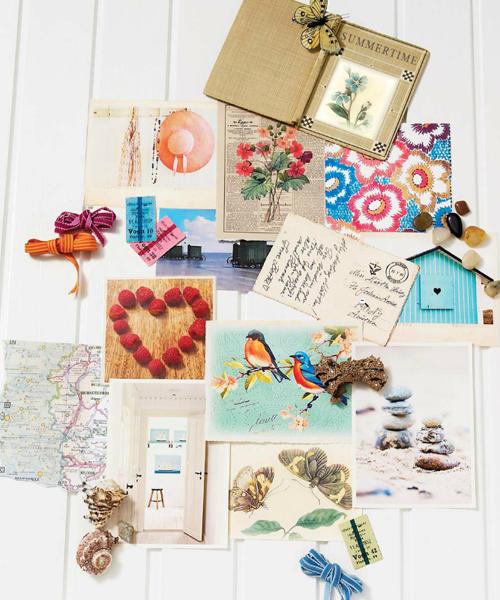 Vintage+Postcards+Lisbeth+Dahl+Spring+Summer+2013 Lisbeth Dahl Spring Summer 2013