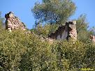 Les runes de la casa de Can Ciuró. Autor: Carlos Albacete