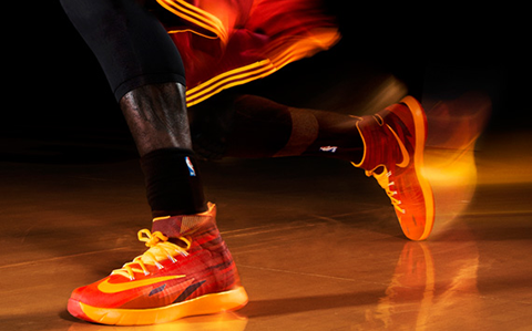 NBA 2K14 Nike HyperRev Cavs Shoes Patch