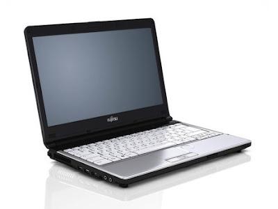 Fujitsu Lifebook S761 User manual