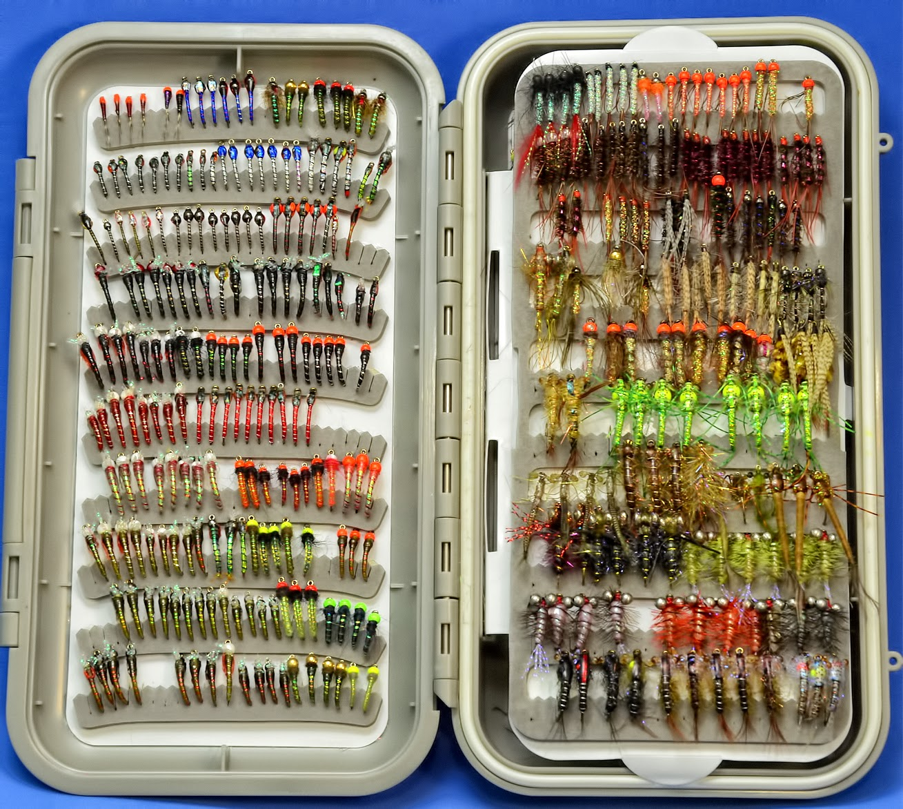 fly fish food -- fly tying and fly fishing : 5 steps to fly box, Fly Fishing Bait