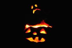 In der 'Samhain-Nacht'...