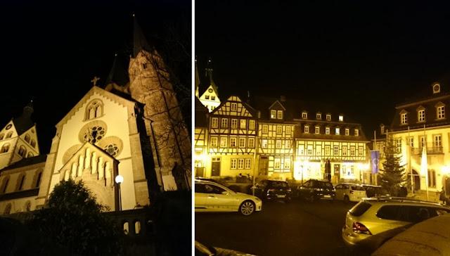 Gelnhausen - Impressionen Abendspaziergang