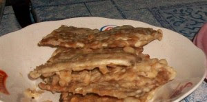 tempe goreng soto kwali surabaya