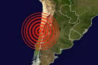 Terremoto sacude Chile y dispara alerta de Tsunami