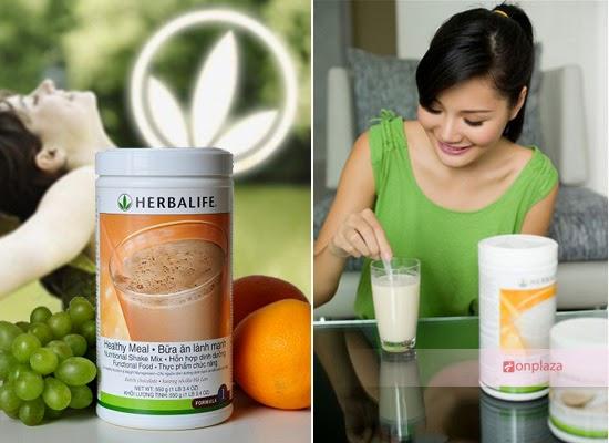 chứng minh cam kết của Sản phẩm thực phẩm chức năng Herbalife
