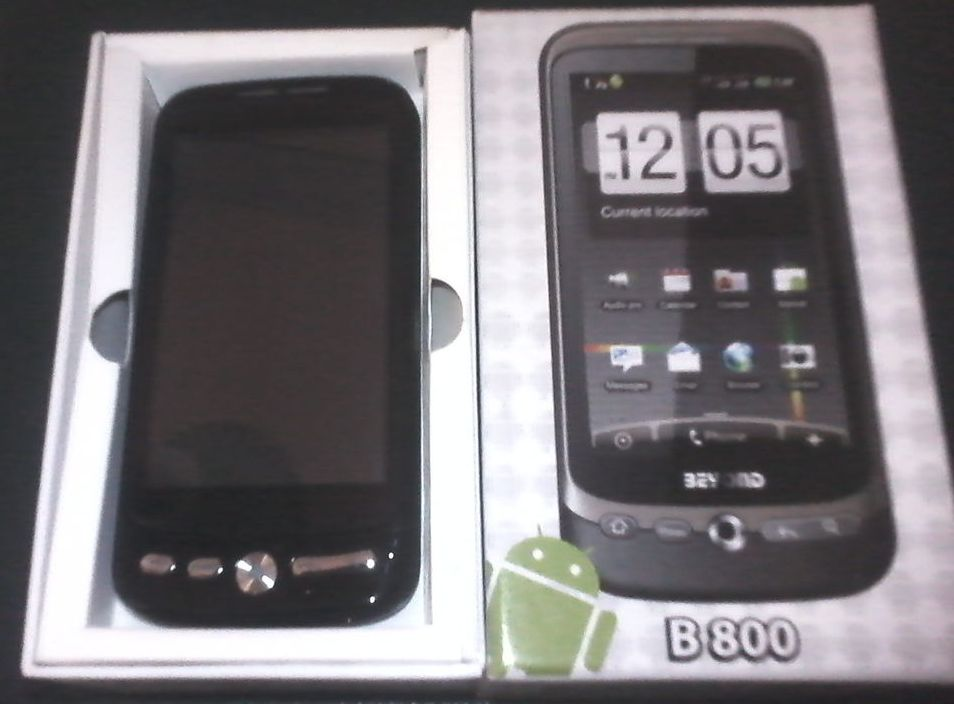 Phone Tutorial Beyond B800 Ponsel Android TV Dan Dual On GSM