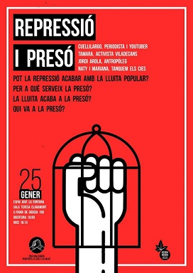 25G. Repressió i presó
