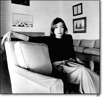 """didion the white album essay One favorite begins an essay that i've  bethlehem"""" and """"the white album"""" could be found on the  the magic and moral of joan didion."""