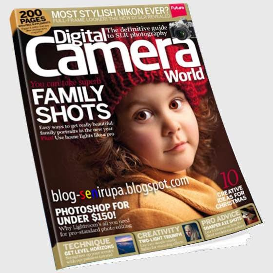 Digital Camera World Magazine January 2014