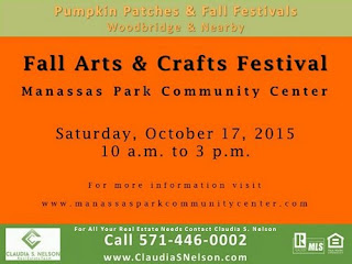 Pumpkin Patches near Woodbridge Virginia 2015 Fall Arts & Crafts Festival Manassas Park Community Center