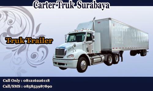 Carter Truk Trailer Surabaya