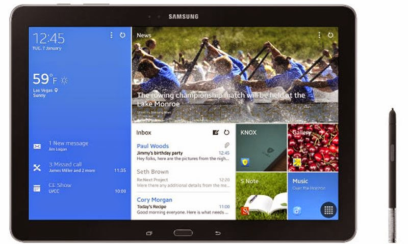 13 inch tablet will be launch by Samsung brand this year: