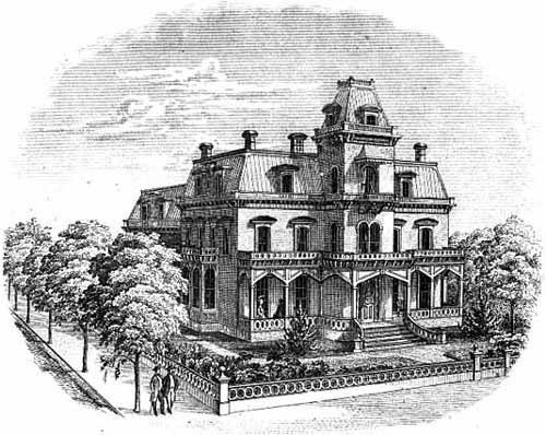John S Prince Residence 1889 Victorian House Restoration