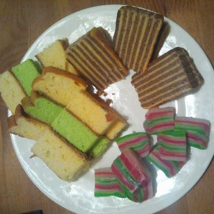 Verschillende Soorten Cake Verschillende Soorten Cakes