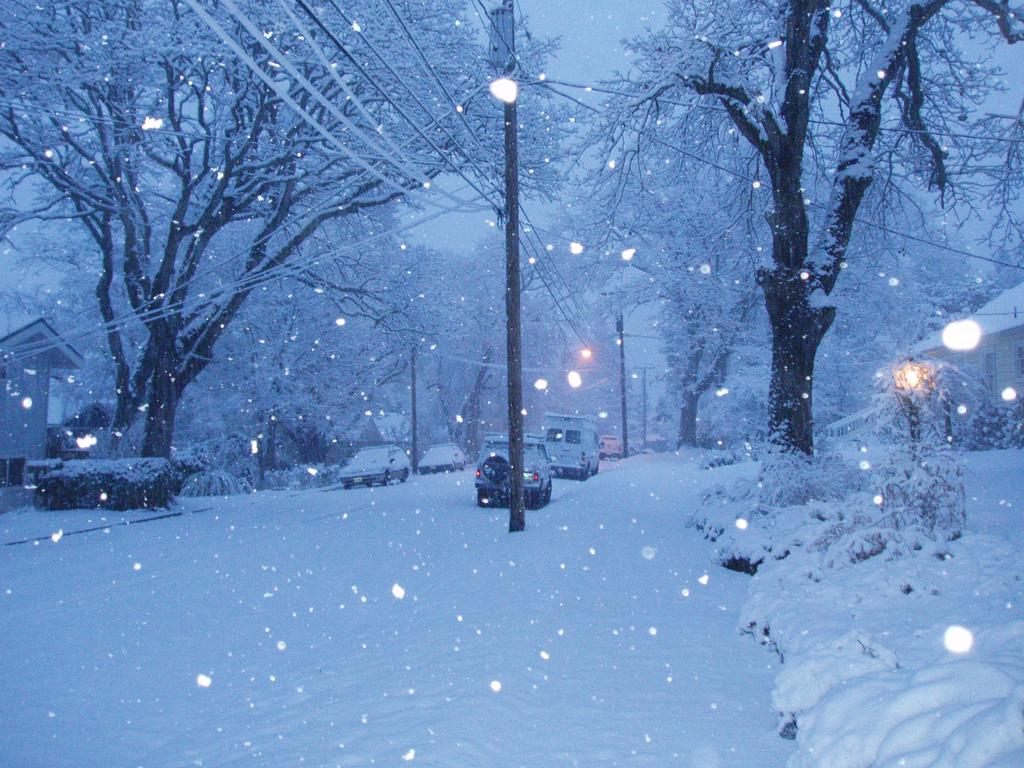 Snow fall   Snow fall ...