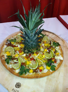 Goodfella's Brick Oven Pizza, Tropical Pizza, International Pizza Expo