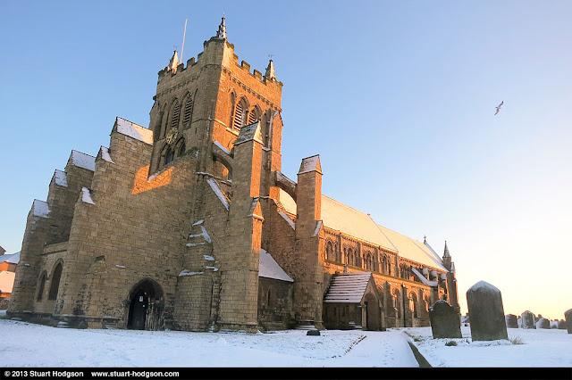 St Hildas Church on the Headland
