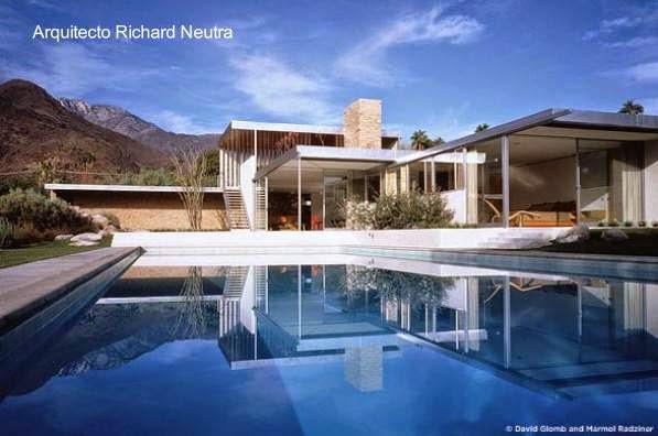 Casa Moderna en California 1946, Estados Unidos