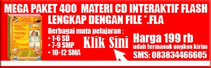 Mega Paket CD Interaktif