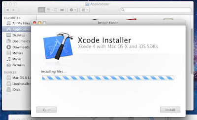 How to Instal iOS SDK and Xcode on Windows 7 and VM ware