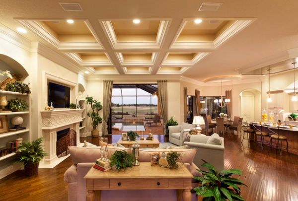 Foundation Dezin & Decor...: Ceiling Design.