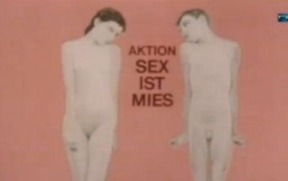 Aktion Sex Ist Mies Aus Den Archiven Der Aufklärung Schlecky