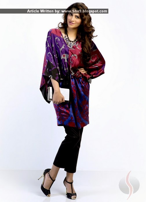 Silk Dresses by Sana Safinaz