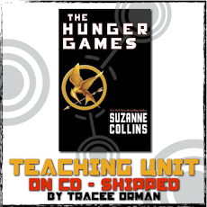 Hunger Games Teaching Unit CD