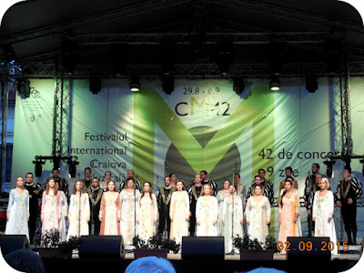 Corul Madrigal la Craiova Muzicala 42