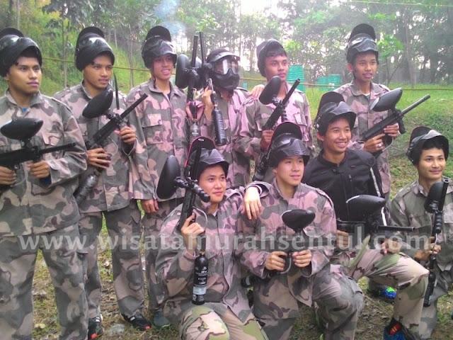 Tempat Outbound Murah di Sentul Selatan Bogor