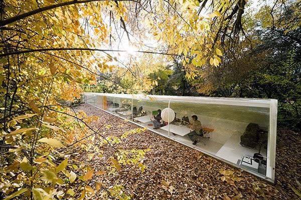 Selgas Cano Architecture Office Interior Design Ideas