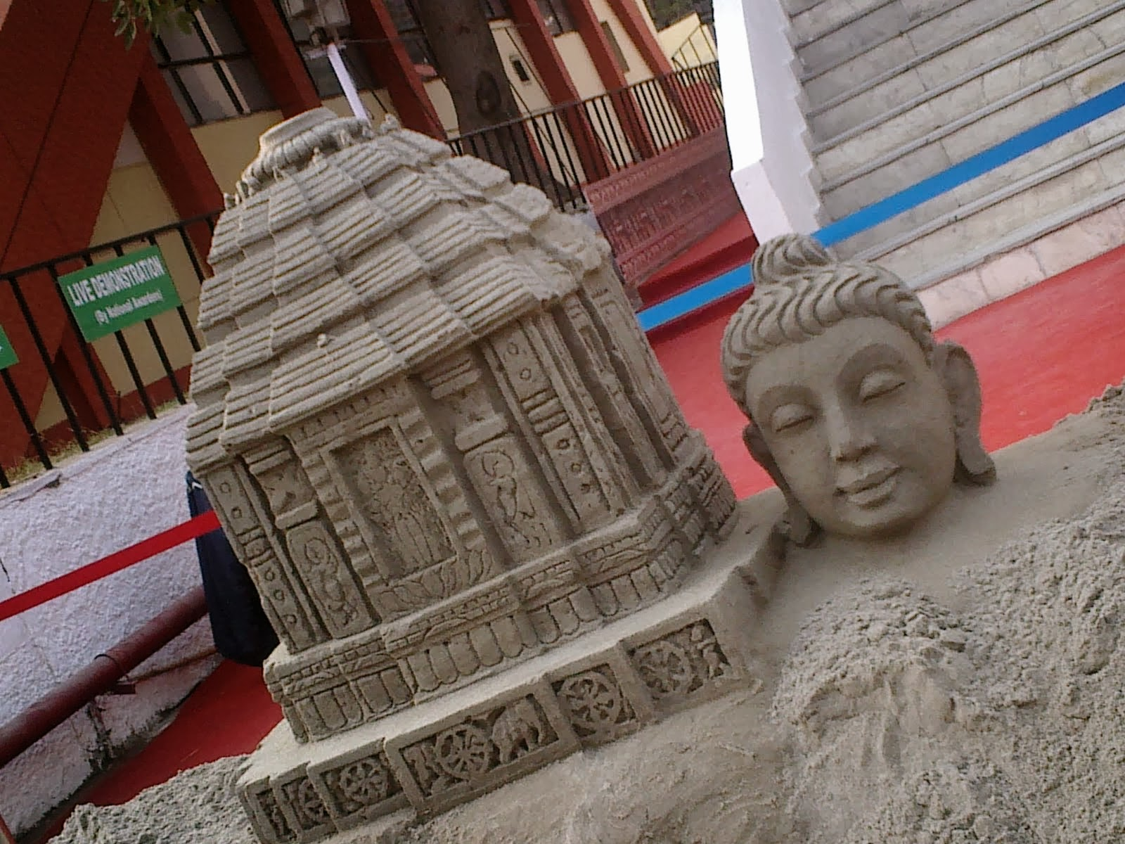 Marvellous Sand Art