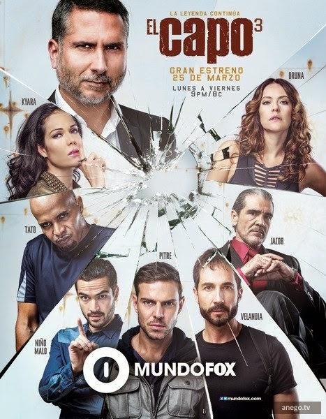 El Capo Mercadoseries Ventas De Series De Tv