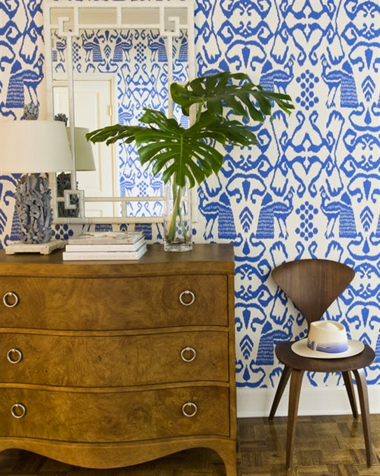 It's All About Pattern & Colour by this Mother and Daughter Design Duo