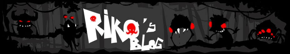 Riko's Blog