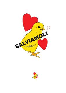 SALVIAMOLI.......Con LOGHI, ADESIVI, T-SHIRT...