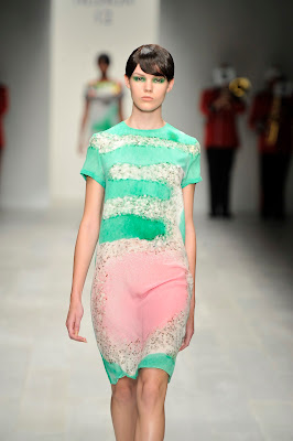 Antoni & Alison's SS13 collection at London Fashion Week