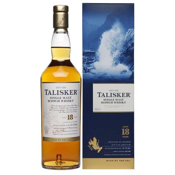 Talisker 18年 泰斯卡單一純麥威士忌