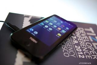 Tizen Platform On Samsung Mobile