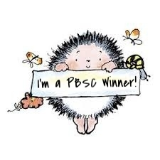 Penny Black Sat. Challenge Winner