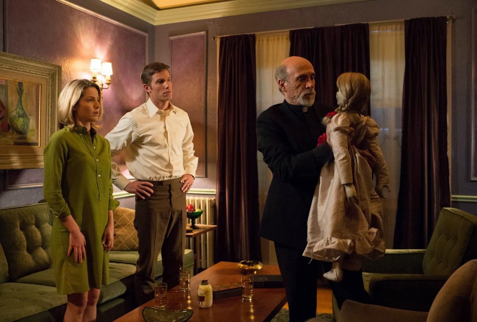 Annabelle Movie Stills