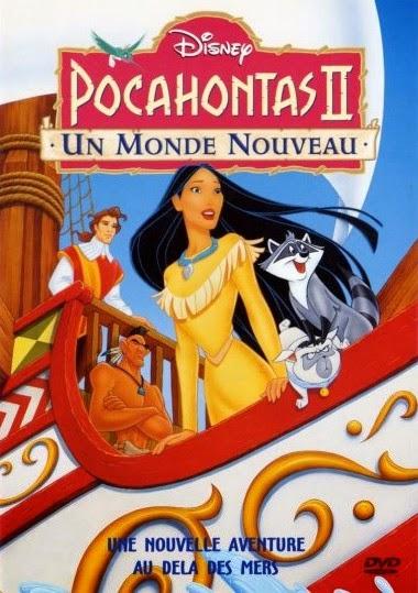 Pocahontas 2, un monde nouveau streaming vf