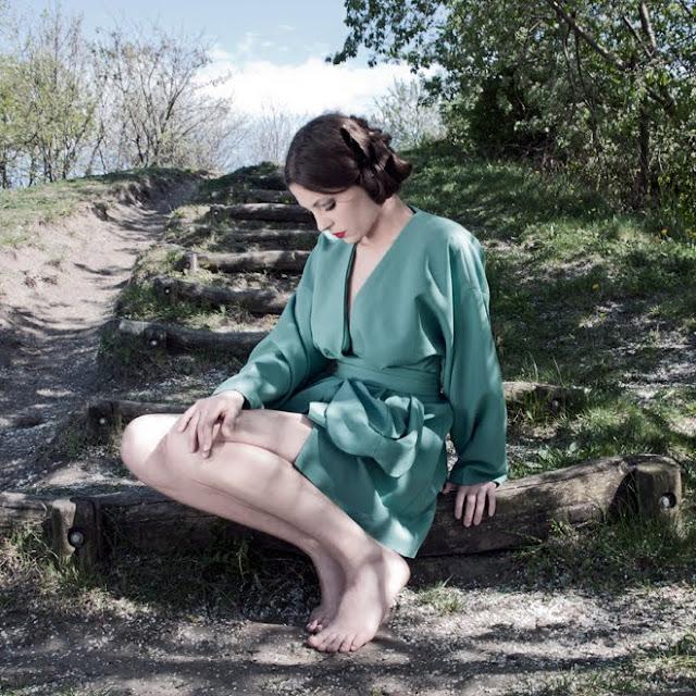 Ronja//dee bee phunky//dress by Kathie Heinze