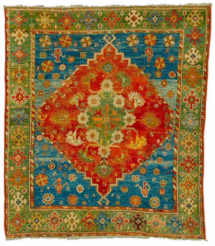 Antique Konya Carpet